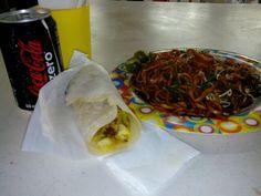 Singaporian Food @ RUINs