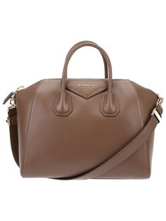 Givenchy Antigona Tote in Brown | Lyst