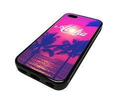 For Apple Iphone 5 or 5s Cute Phone Cases for Girls Aloha Sunset Surf Surfer Hawaii Cali Design Cover Skin Black Rubber Silicone Teen Gift Vintage Hipster Fashion Design Art Print Cell Phone Accessories MonoThings http://www.amazon.com/dp/B00KYFSDWI/ref=cm_sw_r_pi_dp_Tk6Ntb18F31KZ60A