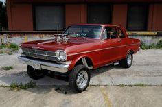 Chevy II gasser