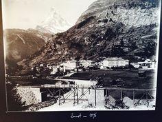 Zermatt in 1896