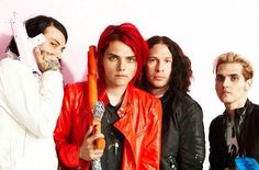 my chemical romance ✧