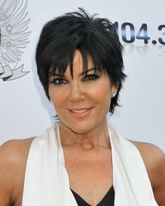 Kris Jenner Kris Jenner arrives at the Aces & Angels Celebrity Poker Party at The Playboy Mansion on July 11, 2009 in Beverly Hills, Califor...