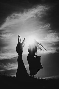 You want to dance? then dance? skip, climb.. watch how youthful you will become and freeeeeeeee. ahhh