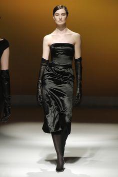Jasper Conran at London Fashion Week Fall 2006.
