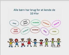De 9 H'er af Jenny Bohr # autisme Teaching Schools, Teaching Tips, Cooperative Learning, Kids Learning, Adhd And Autism, Helping Children, Aspergers, Teaching Materials, Coping Skills