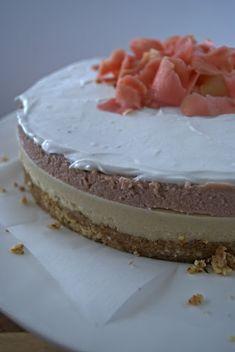 real raw kitchen: recipe: guava cheesecake