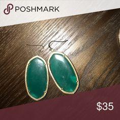 Kendra scott Danielle Green Kendra Scott Jewelry Earrings