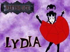 IM GONNA BE LYDIA!!!!    beetlejuice cartoon - beetlejuice-the-animated-series Wallpaper