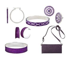 Perfectly Purple Accessories in the Target Online Clearance!