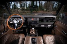Land Rover Defender 110 'Koop' by Arkonik | HiConsumption