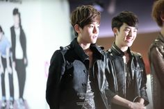 12.04.21 Fansign at COEX Center (Cr: B'SPECTRA: baekhyun0506.com)