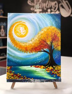 herbst-schimmer-malen-lernen-herbst-lernen-malen-schimmer/ delivers online tools that help you to stay in control of your personal information and protect your online privacy. Wine Painting, Easy Canvas Painting, Diy Canvas Art, Autumn Painting, Afrique Art, Paint And Sip, Acrylic Art, Painting Inspiration, Creative Art