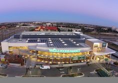 Electricity produced by rooftop panels on all the big box stores and shopping centers analyzed in the report could offset the annual electricity use of these buildings by 42%, saving these businesses $8.2 billion annually on their electricity bills.