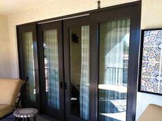 Black Sliding Patio Doors   Google Search