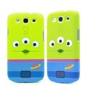 Cute 3 Eyes Toy Back Case Cover for Samsung Galaxy S3 i9300