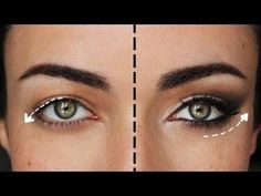 How To Lift Droopy Eyes: The Ultimate Cat Eye #Tutorial #makeupandartfreak: