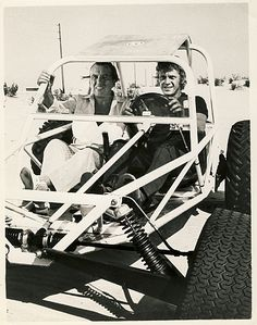 Steve McQueen takes TV's Variety Show MC Ed Sullivan on a dune buggy ride for a special location shoot for the Ed Sullivan Show. Rat Rods, Steeve Mac Queen, Mcqueen 3, The Ed Sullivan Show, Joe Louis, American Legend, Bruce Willis, Music Tv, Film