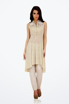 Anita Dongre Stylish Pret Dress Collection 2014 (8)   Stylish Model