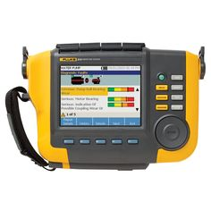 The VT810 is the most advanced troubleshooting tool for mechanical maintenance can be On-board context sensitive help provides real-time tips and guidance to new users, Laser tachometer for accurate machine running speed promotes confident diagnoses, it is applied in Survey equipment before and after planned maintenance and confirm the repair.