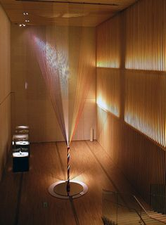Suntory Museum of Art, architect: Kengo KUMA, Japan