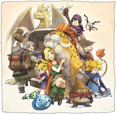54 Luca Bianca Ideas Dragon Quest Dragon Dragon Warrior
