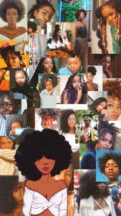Bad Girl Wallpaper, Mood Wallpaper, Iphone Wallpaper Tumblr Aesthetic, Black Aesthetic Wallpaper, Black Girl Aesthetic, Colorful Wallpaper, Aesthetic Wallpapers, Black Love Art, Black Girl Art