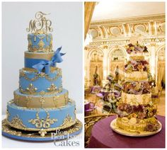 images of israeli wedding cakes | Wedding Cake Fab: Five Minutes with Chef Ron Ben-Israel of Food ...
