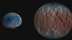 NASA says dwarf planet Ceres has plenty of water ice
