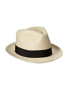Straw Panama Hat for Women Product Image