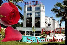 Promoção de São Valentim do Hotel Turismo da Covilhã por 55€ PAX | Covilhã | Escapadelas ®