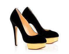 DOLLY|COURT SHOE PLAT|Charlotte Olympia SHOES