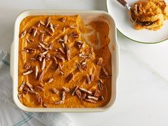 What's cooking? Sweet Potato Casserole