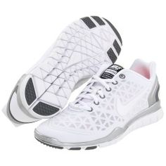 Nike - Free TR Fit 2 (White/Metallic Silver/Cool Grey/White) - Footwear | www.findbuy.co