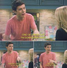 Lol Ryder's always funny