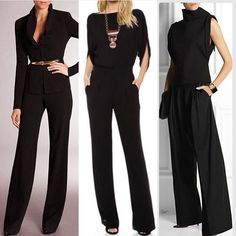 How to rock the casual chic look Black Women Fashion, Womens Fashion For Work, Work Fashion, Curvy Fashion, Fashion Outfits, Cheap Fashion, Women's Fashion, Affordable Fashion, Fashion Styles