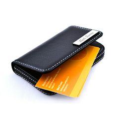 Personalized Card Holders For Men & Women | Leatherette Card Holder-Edge Order Link : http://www.printvenue.com/page/Greeting-card-lp-2212014?utm_source=Pinterest&utm_medium=Post&utm_campaign=VDaychedge_28Jan14