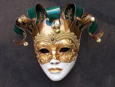 Mask I by Audringje, via Flickr