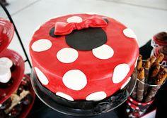 Tartas de Minnie y Mickey. Fiestas infantiles.