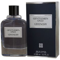 Givenchy Gentlemen Only Eau De Toilette Spray for Men, 100ml.