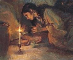 AT HIS FEET – Communing with Christ. John 17:3 Made to Know Him. .......(This is a very good read!!)