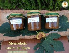 Mermelada casera de higos. Homemade fig jam.