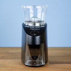 """""""The Capresso Infinity Burr Grinder is the perfect entry-level machine."""""""