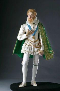 Earl of Essex (Robert Devereux) - Ambitious Adventurer & Favorite of Elizabeth I