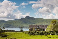 The Bothy at Lochbuie, Island of Mull