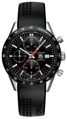 Tag Heuer Carrera Automatic Chronograph Mens Wristwatch. $2,925.00