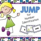 Directions & Lesson Ideas JUMP is a whole class game to reinforce numbers to The numbers will be in 3 forms Number Identification, Class Games, Anzac Day, Mathematics, Curriculum, Promotion, Numbers, Student, Teaching