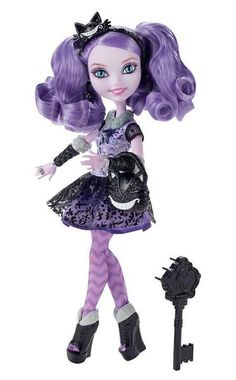 Dolls Honest Ever After High Madeline Hatter Getting Fairest Pajamas Doll Eah 2013 Mattel Dolls, Clothing & Accessories