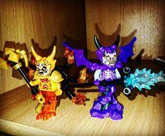 The three oni masks #NinjagoSonsOfGarmadon   NINJA-GO ...