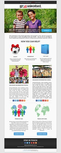 Email Templates, Newsletter Templates, Facebook Cover Design, Email Newsletters, Youth, Life, Young Man